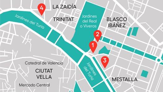 Campus urbano Valencia