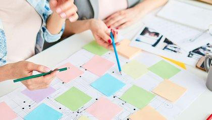 experto gestión de proyectos y metodologías agile
