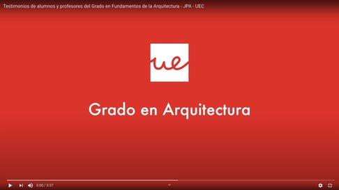 master universitario arquitectura canarias