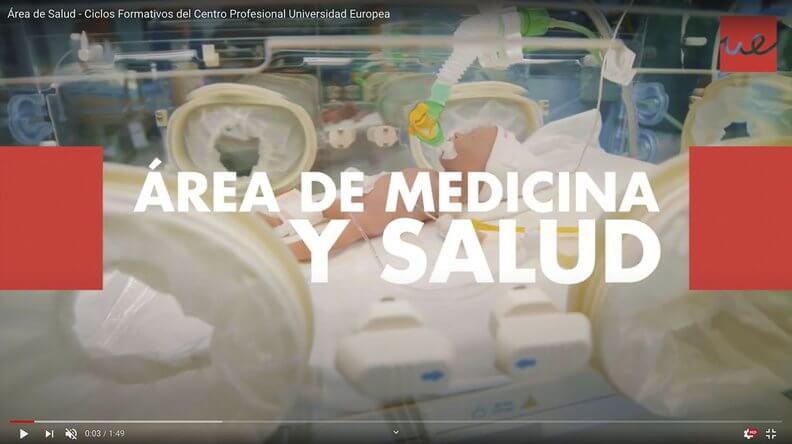 Área Medicina y Salud | Universidad Europea