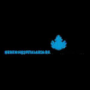 Logo orden hospitalaria de San Juan de Dios