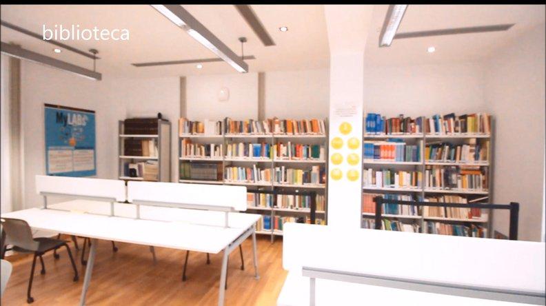 biblioteca AED Canarias