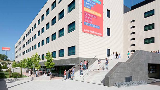 Campus de Alcobendas| Universidad Europea