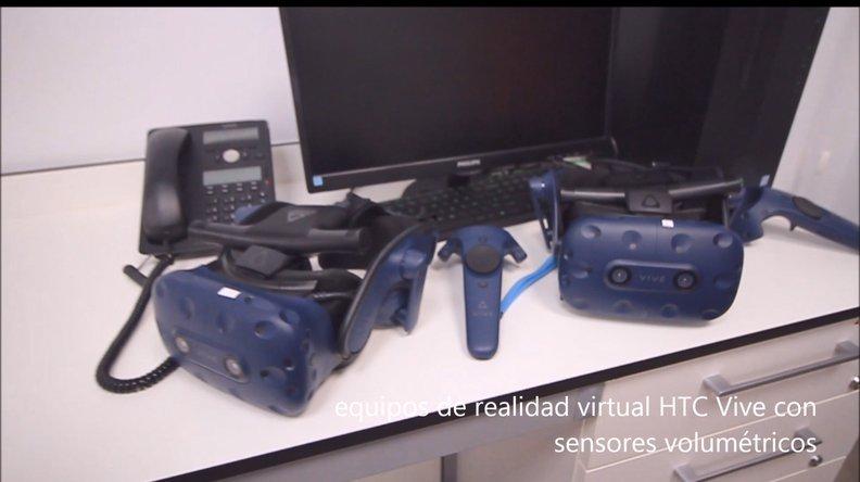 cascos realidad virtual AED Canarias