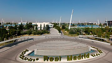 Ciudad deportiva Real Madrid