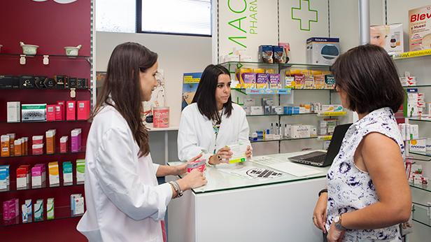 Farmacia Comunitaria Simulada Universidad Europea de Madrid