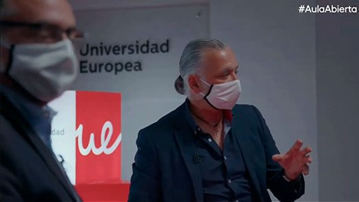 Juan Ramón Lucas - Aula Abierta
