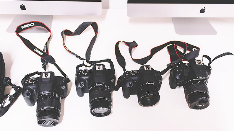 Cámaras laboratorio fotográfico