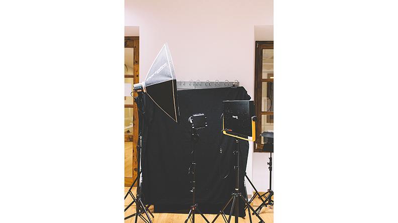 Luminotecnia laboratorio fotográfico