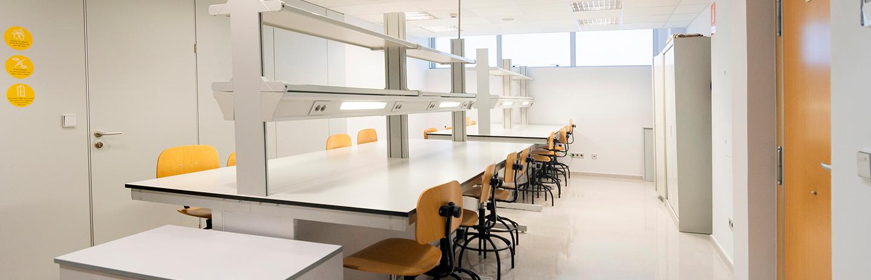 Laboratorio de Ciencias Básicas Universidad Europea de Valencia