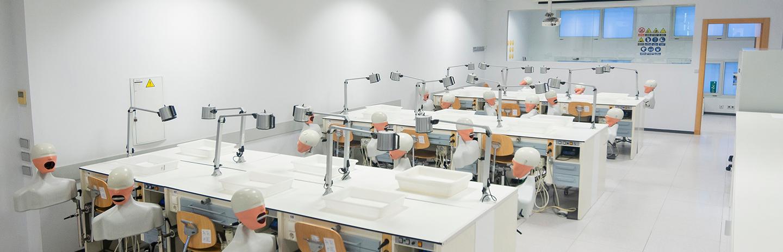 Laboratorio-Taller de Simulación Odontológica Universidad Europea de Valencia