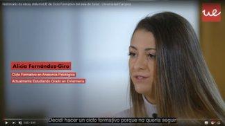 miniatura vídeo Alicia