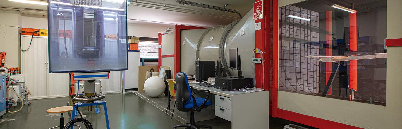 Túnel de Viento Universidad Europea de Madrid